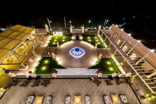Jardín Palacete de La Ochava