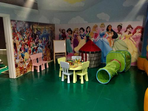 La Zona Infantil